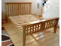 Wood Ottoman Bed King Size Bed Double Beds For Sale Gumtree