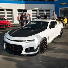badass camaro new 2018 chevrolet camaro zl1 1le puts on its tracksuit