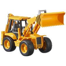 bruder toys 02428 pro series jcb 4cx c w loader u0026 backhoe tractor