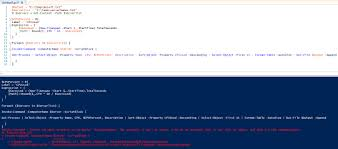 powershell quote list powershell to get cpu usage report