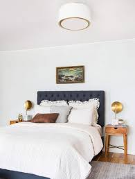 Elliot Sofa Bed Target by Neutral Bed Styling Our Staged Guest Suite Emily Henderson