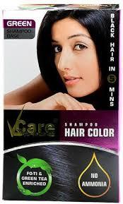 Shampoo For Black Colored Hair Vcare Shampoo Hair Color Price In India Buy Vcare Shampoo Hair