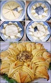 blogs cuisine facile aujourd hui une recette venant d un croate le gâteau fleur