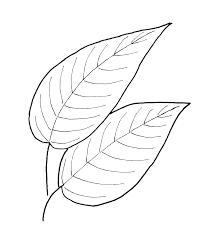 fall leaf pattern printables just paint it blog leaves