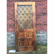 wood and glass exterior doors antique exterior doors