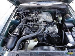 3 8 v6 mustang engine 1998 ford mustang v6 coupe 3 8 liter ohv 12 valve v6 engine photo