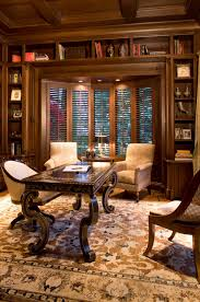 Interior Design Home Study Bay Window Decor To Try In Your Home