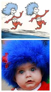 thing 1 u0026 thing 2 halloween costumes 9 best thing 1 images on pinterest thing 1 costume ideas and