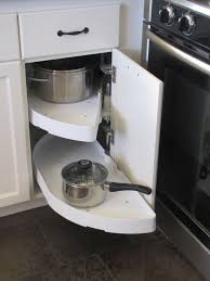 Kitchen Cabinet Blind Corner Solutions Corner Cabinets Dead Corners What Did U Do