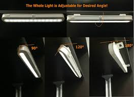wireless led under cabinet lighting amazon com battery operated motion sensor light jebsens t01 led