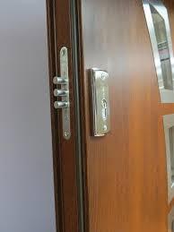 Exterior Door Security Miami Steel Modern Exterior Door With Glass Modern Home Luxury