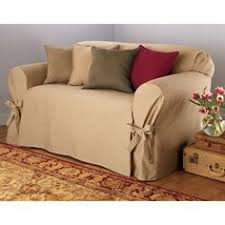 Diy Sofa Cover by Creative Diy Sofa Cover Ideas Beige Cover Brown Sofa With Ties
