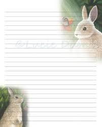 digital printable journal page dog 133 pug flower stationary 8x10