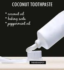 how to make turmeric coconut oil toothpaste recipe 3 ingredients