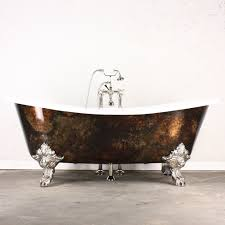 Large Clawfoot Tub Cast Iron Vintage Tubs Clawfoot And Pedestal Bathtubs For Sale
