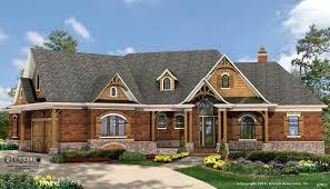 craftsman style home plans designs garrell associates inc lake cottage house plan 07011