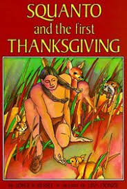 squanto and the thanksgiving carolrhoda on my own book