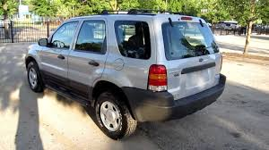 Ford Escape Used Cars - 2002 ford escape 135k miles for sale chicago clean new tires 1