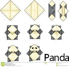 panda origami pandas know your meme