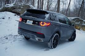 land rover discovery sport 2017 test drive 2017 land rover discovery sport hse luxury