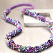 bead crochet necklace pattern images Crochet jewelry with beads photos of crochet designers and free jpg
