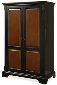 Babcock Furniture Orlando by Riverside Furniture Bridgeport Computer Armoire Ahfa Armoire