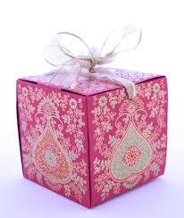 gift box with ribbon gift box with ribbon wedding gift box indian wedding favor