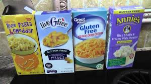 mac macaroni and cheese gluten free comparison youtube