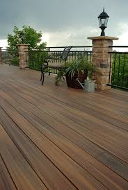 Patio Vs Deck by Composite Deck Vs Patios Compare The Pros U0026 Cons And Styles