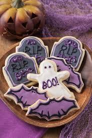 Sugar Cookie Halloween Fingers by