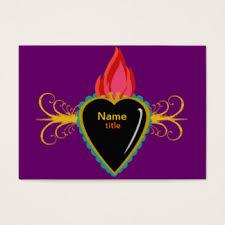 fire person business cards zazzle au