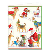 caspari cards caspari boxed christmas cards paperstyle