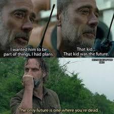 Walking Dead Rick Crying Meme - do you like maggie as leader thewalkingdead twd walkingdead twd8