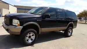 18 999 for sale 2003 ford excursion eddie bauer tdy sales texas