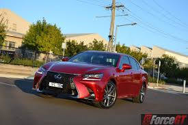 lexus gs sport review lexus gs 200t review 2016 f sport