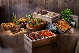 cuisine barbecue bbq catering penniblack