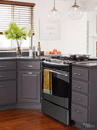 blue kitchen cabinets grey walls 80 cool kitchen cabinet paint color ideas noted list