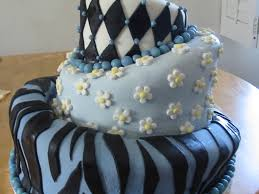 theatre actors wedding cake blue and black cakecentral com
