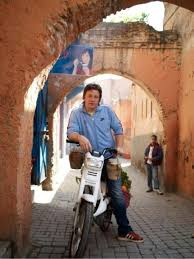 untrapped marrakesh with jamie oliver devour cooking channel