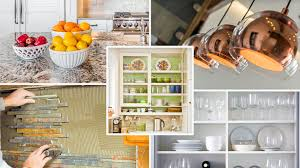 how to fit a kitchen cheaply 10 sneaky ways to make your kitchen look expensive realtor