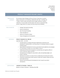 Best Resume For Management Position by Director Product Management Resumes Contegri Com