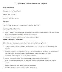 Central Service Technician Resume Sample by Free Examples Of Resumes General Resume Examples General Labor