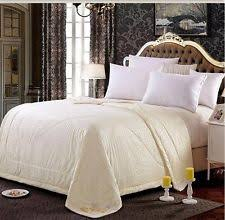 Silk Filled Duvet Review Silk Filled Comforter Ebay
