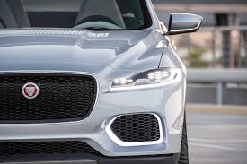 jaguar grill jaguar shows c x17 crossover in new color at dubai motor show