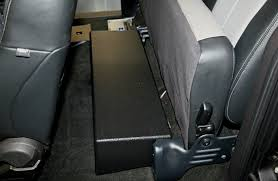 nissan titan sub box alpine installs their game changer 9 inch avn system in our ford f 150