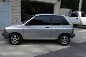 1989 jeep mpg 1989 ford festiva 45 mpg totally different low find