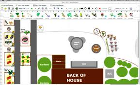 Garden Layout Template by Free Vegetable Garden Design Software And More 7 Vegetable Garden