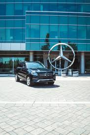 together with lufthansa the mercedes gle discovered the