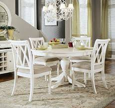 White Gloss Extendable Dining Table Avalon 45 White Extension Dining Table Ikea Dining Table Round