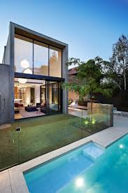 oban house by agushi and david watson architect in south yarra